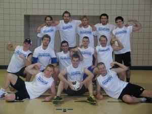 Men's Indoor Soccer - FC Broiler