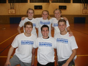 Volleyball CoRec D1 Champion - Dakota Shore