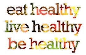 live eat be healthy