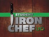 UND student iron chef